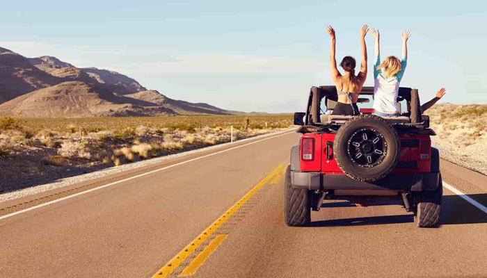 Consider arranging a Weekend Getaway