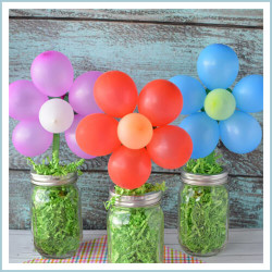 Top 9 Fun Craft and Decoration Ideas You can make with Balloons