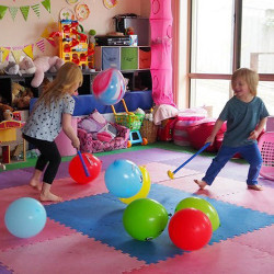 Top 9 Interesting Indoor Game using Balloons for Toddler