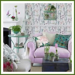 Trending Botanical Design Home Decoration Ideas
