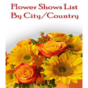 Flower Shows List By City/Country