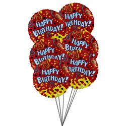 Send Birthday Balloons Roscoe Illinois