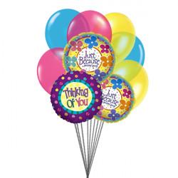 Send Romantic Balloon Arrangements Las Vegas Nevada
