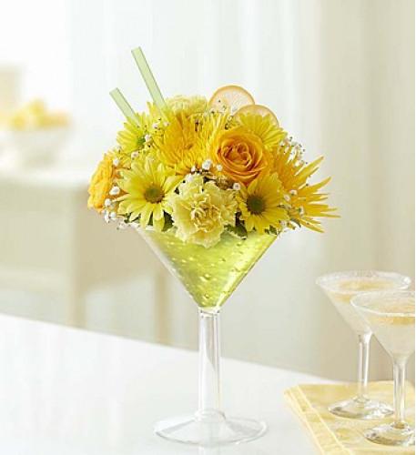 Lemon Martini Bouquet (Small)