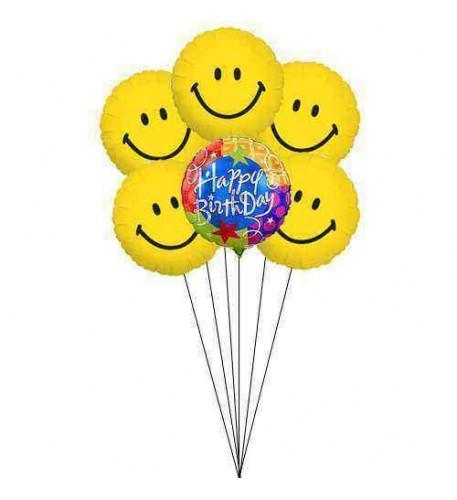 Smiles for B'day celebration