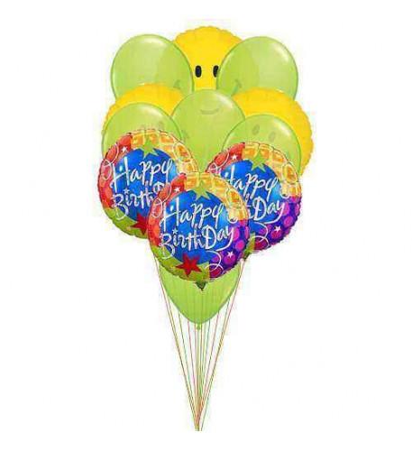 Healthy-happy birthday