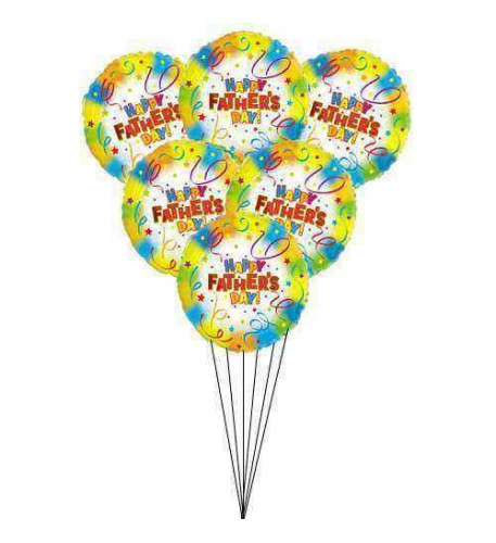 Balloons to Super Dad