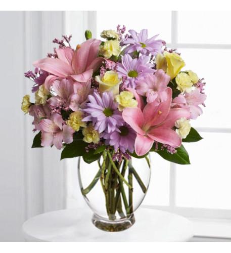 Pretty Pastel Flowers (Standard)