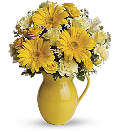 Sunny Day Pitcher of Cheer (Standard )