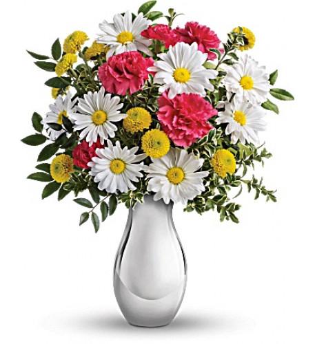 Just Tickled Bouquet (Standard)