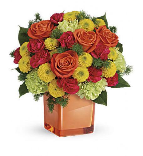 Citrus Smiles Bouquet (Small)