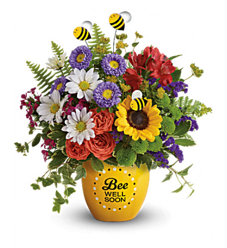 Garden Of Wellness Bouquet (Standard)