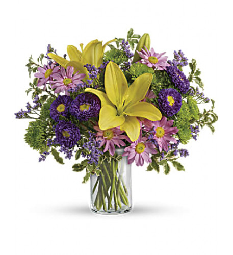 Fresh And Fabulous Bouquet (Standard)