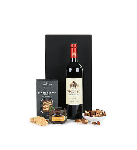 Sichel Bordeaux Wine Experience Gift Box