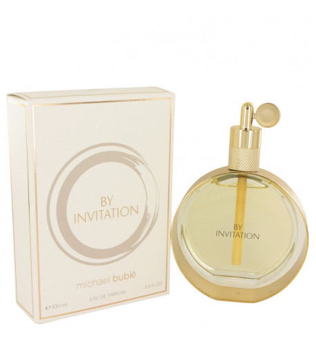 By Invitation Perfume 3.4 oz Eau De Parfum Spray