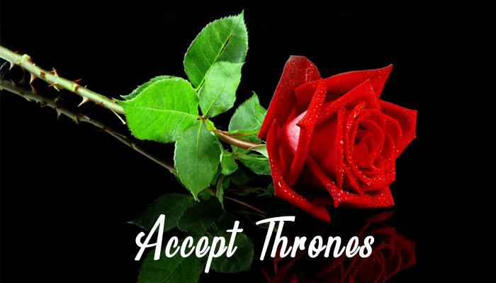Accept Thrones