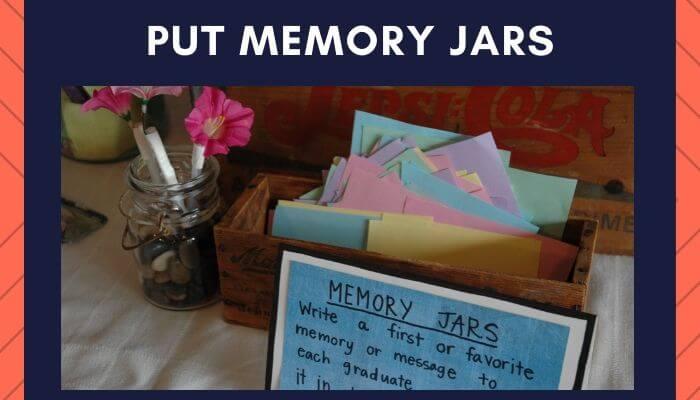 Put Memory Jars