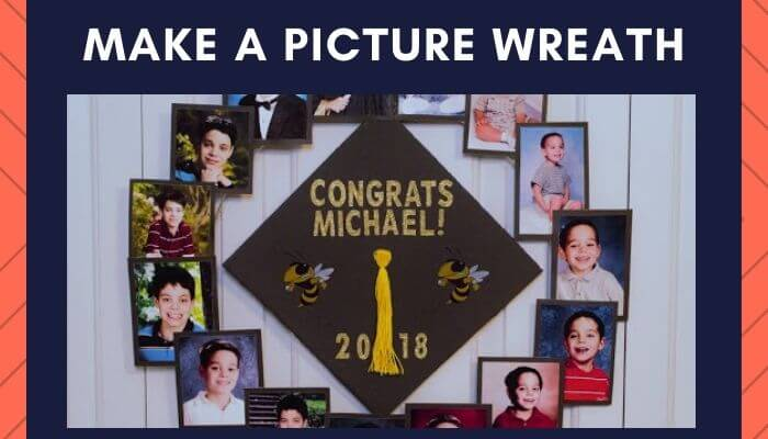 Make a Picture Wreath