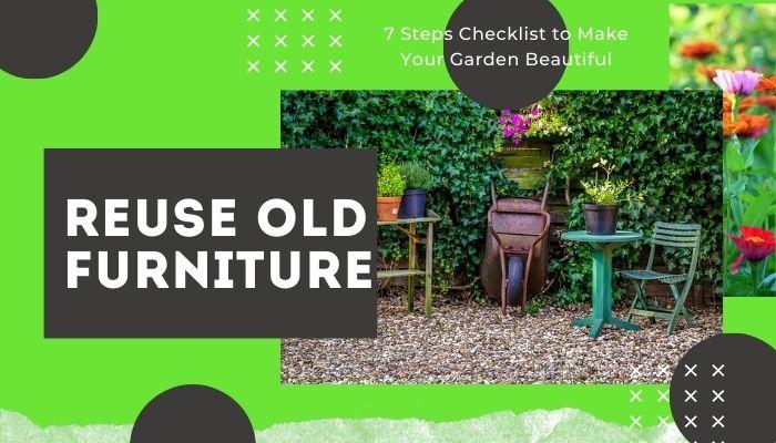 Reuse Old Furniture