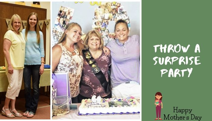 Throw a Surprise Party