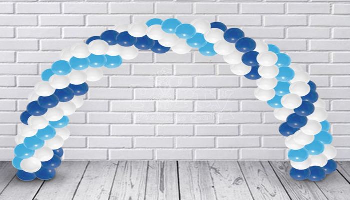 make a balloon arch