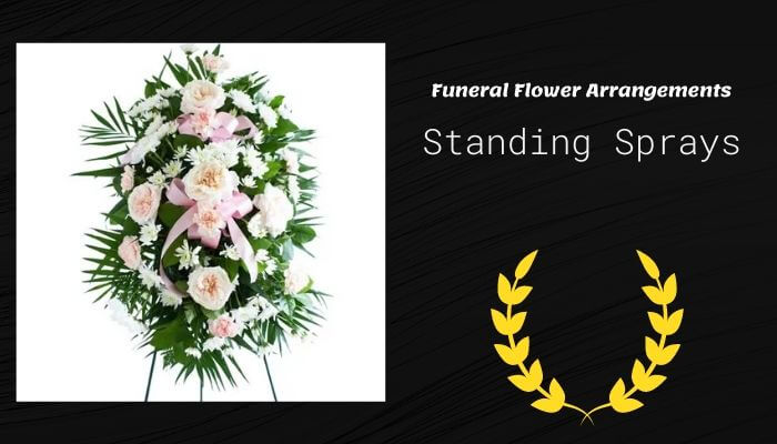 Types Of Funeral Flower Arrangements To Show Your Condolences