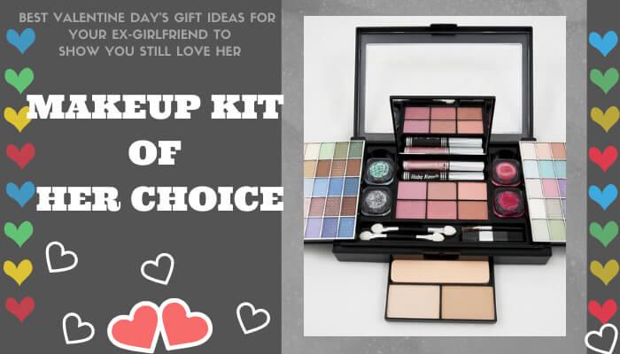 Makeup Kit of her Choice