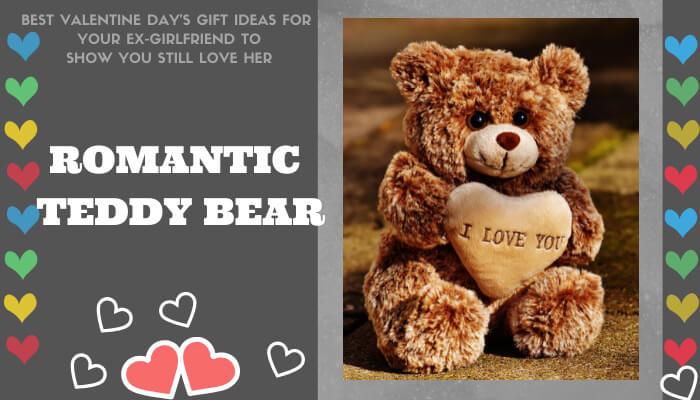 Romantic Teddy Bear