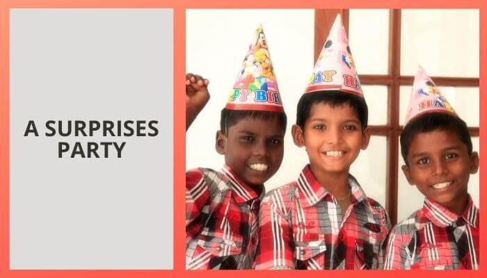 A Surprises Party