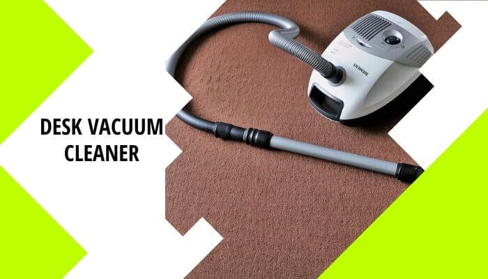 Desk Vacuum Cleaner