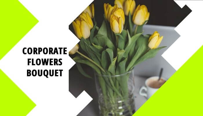 Corporate Flowers Bouquet