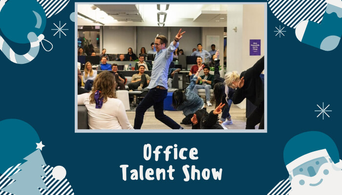 Office Talent Show