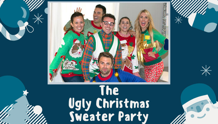 The Ugly Christmas Sweater Party