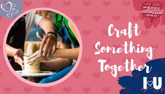 Craft something together