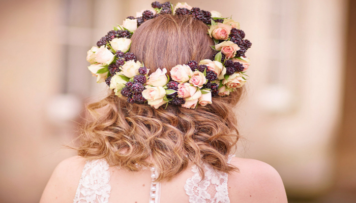 Classic Flower Crown