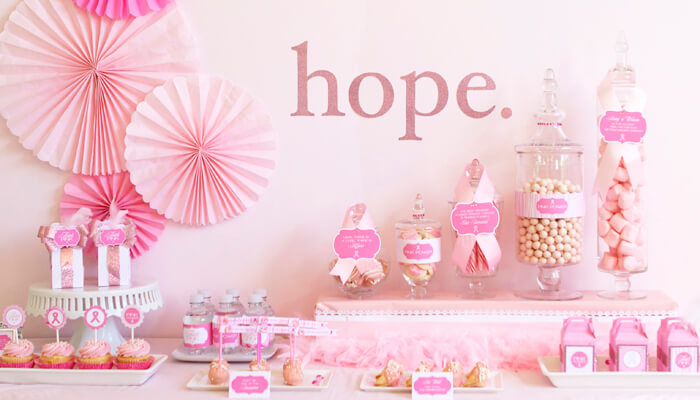 Hope for a Cure Party