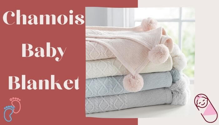 Chamois Baby Blanket