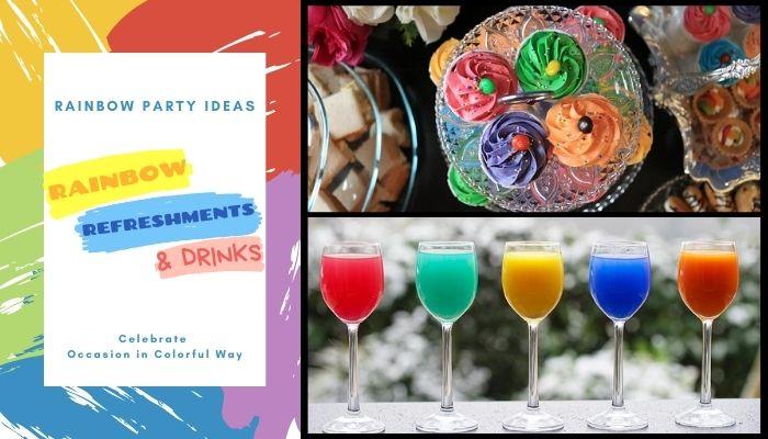 Rainbow Refreshments Foods