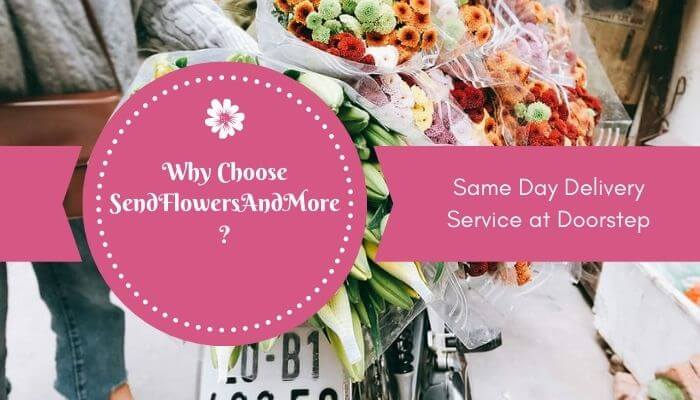 Same Day Delivery Service at Doorstep