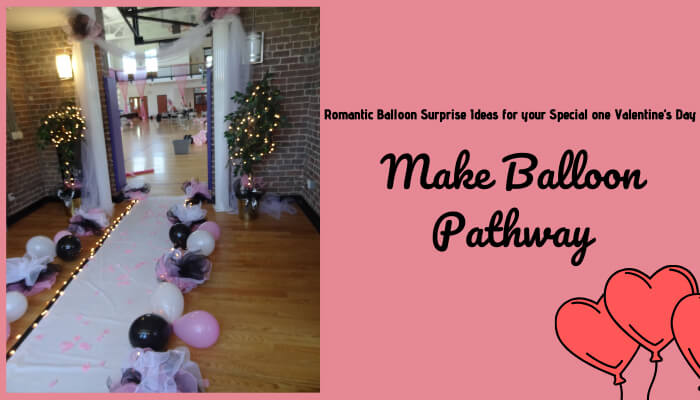 Make Balloon Pathway