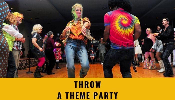 Throw a Theme Party
