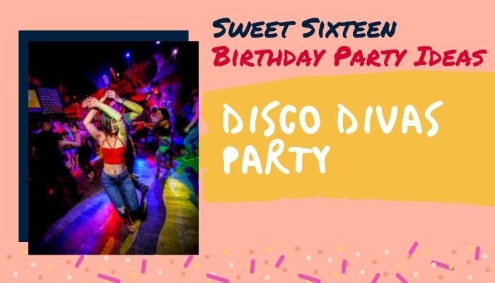 Disco Divas Party