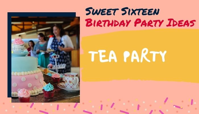 Throw a Tea Party