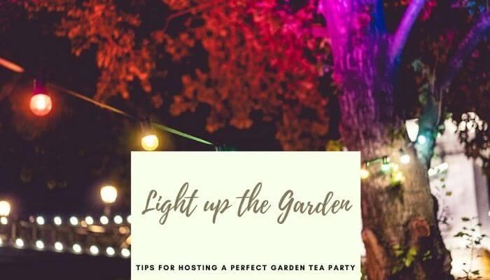 Light up the Garden