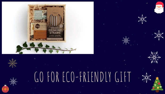 Go for Eco-friendly Gift